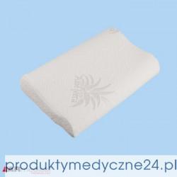 Poduszka ortopedyczna PROFILOWANA AloeVera Dream 50X30X11 cm