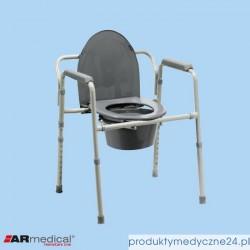 Krzesło toaletowe składane Armedical ar-101