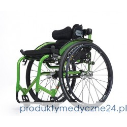 SAGITTA Wózek ze stopów lekkich aktywny Vermeiren