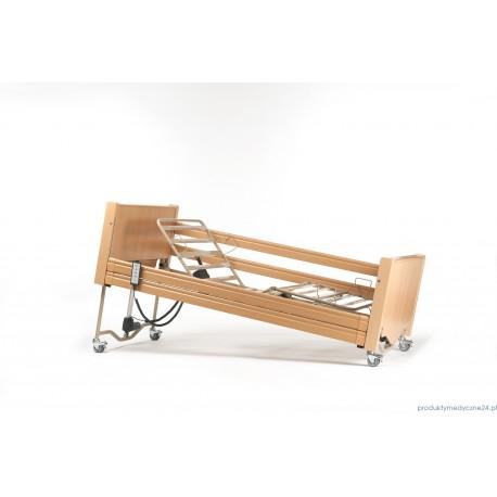 LUNA UL 2 Łóżko rehabilitacyjno pielęgnacyjne opuszczające się do poziomu podłogi.