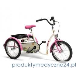 HAPPY Rower rehabilitacyjny trójkołowy dla dziewczynek w wieku 8-13 lat