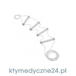 Przyłóżkowa drabinka rehabilitacyjna do podciągania QMED