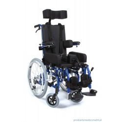 Wózek inwalidzki specjalny dziecięcy BACZUŚ RELAX