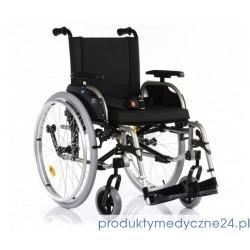 PLATINUM wózek inwalidzki wykonany ze stopów lekkich MDH