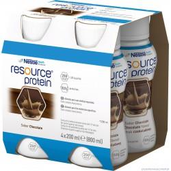 Resource Protein – preparat odżywczy w płynie,4x200 ml