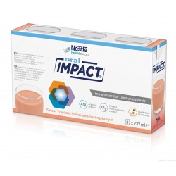 Impact Oral – preparat odżywczy w płynie, 3x237 ml