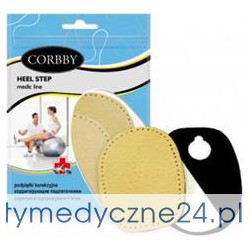 HEEL - PODPIĘTKI CORBBY