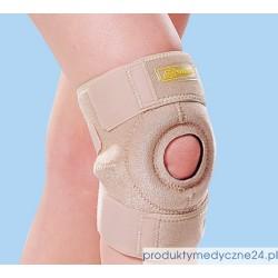 Neoprenowy stabilizator stawu kolanowego zapinany, krótki SP-6630 Special Protectors