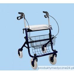 Podpórka rehabilitacyjna 4-kołowa, stalowa,CLASSIC AR-005 ARmedical