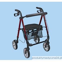 Podpórka rehabilitacyjna 4-kołowa, aluminiowa,PRESTIGE AR-006 ARmedical