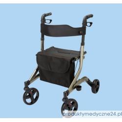 Podpórka rehabilitacyjna 4-kołowa, aluminiowa, DYNAMIC AR-007 ARmedical