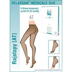 Rajstopy medyczne RelaxSan II Klasa Ucisku 23-32 mmHg - Linia Soft M2180