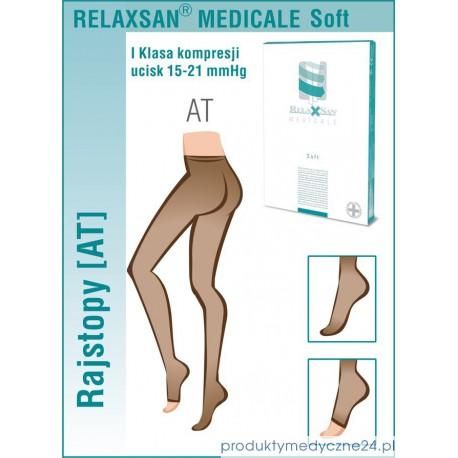 Rajstopy medyczne RelaxSan I Klasa Ucisku 15-21 mmHg - Linia Soft M1180